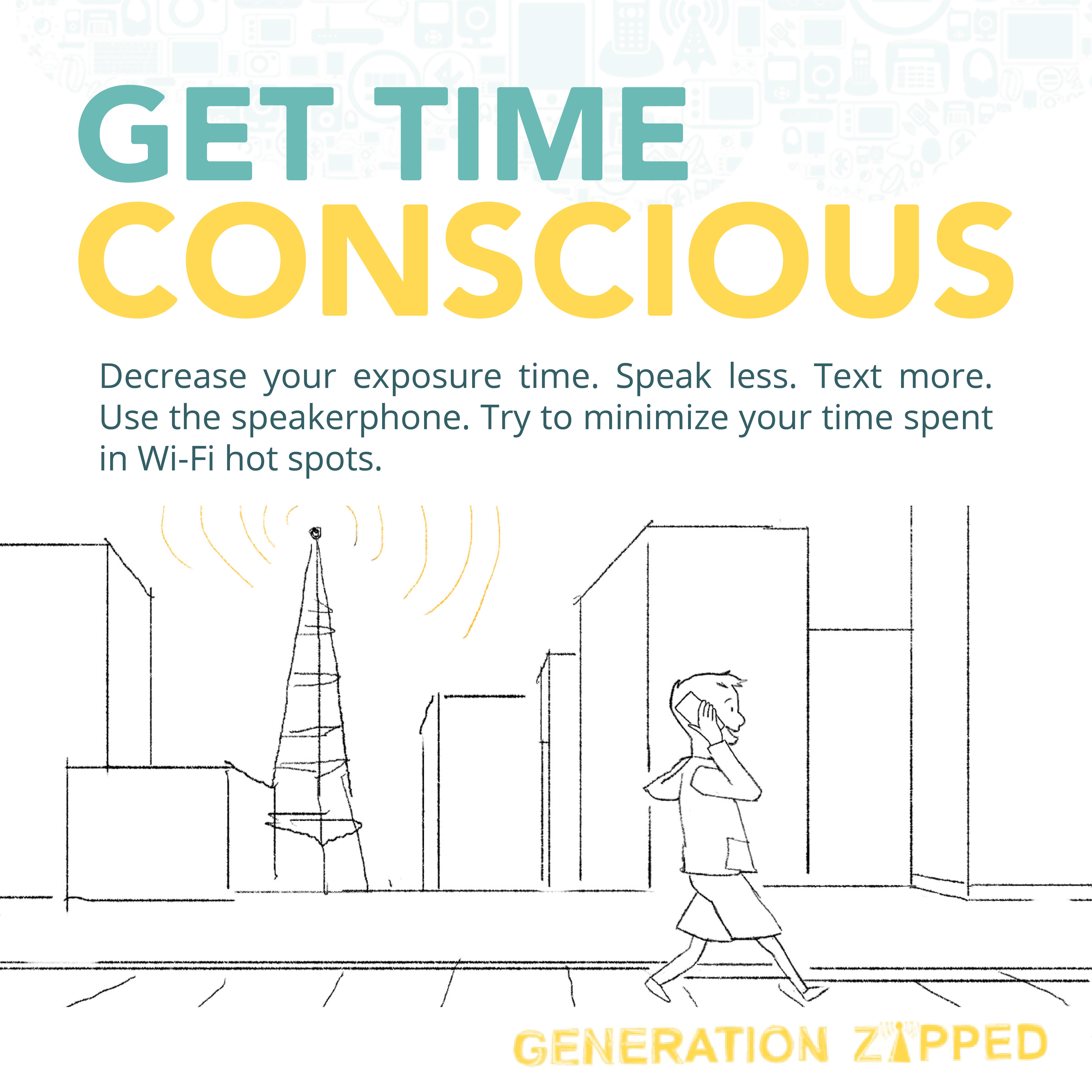 Generation Zapped - Get Time Conscious